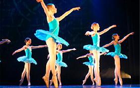 danseuses ballerines turquoise
